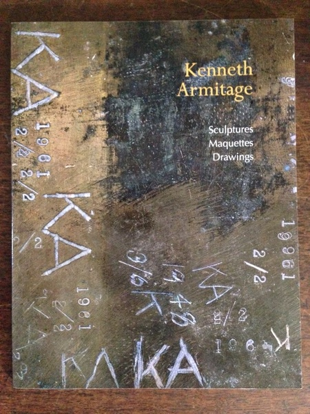 Kenneth Armitage, Sculptures Maquettes Drawings